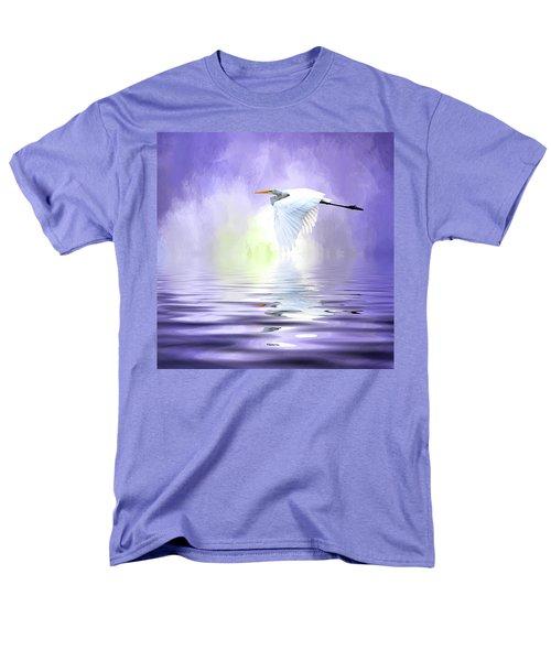 Homeward Bound Men's T-Shirt  (Regular Fit) by Cyndy Doty