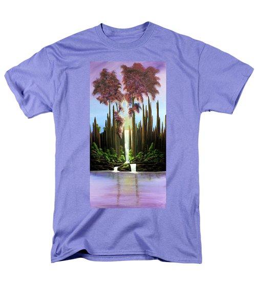Inspireation Falls Men's T-Shirt  (Regular Fit)