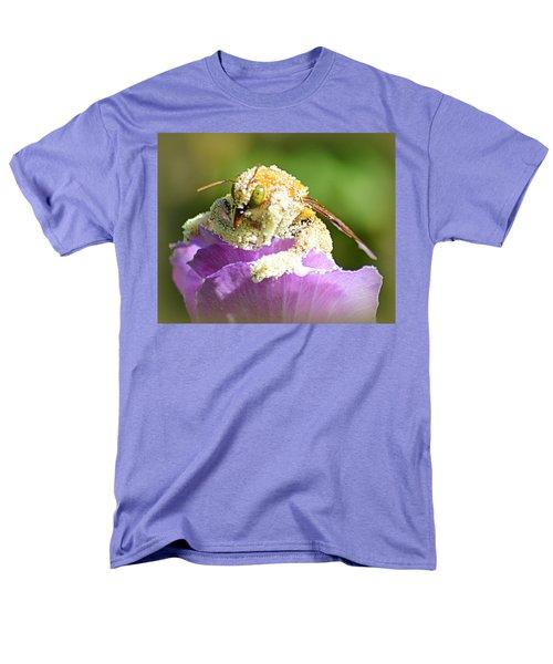 Into Something Good Men's T-Shirt  (Regular Fit) by AJ Schibig