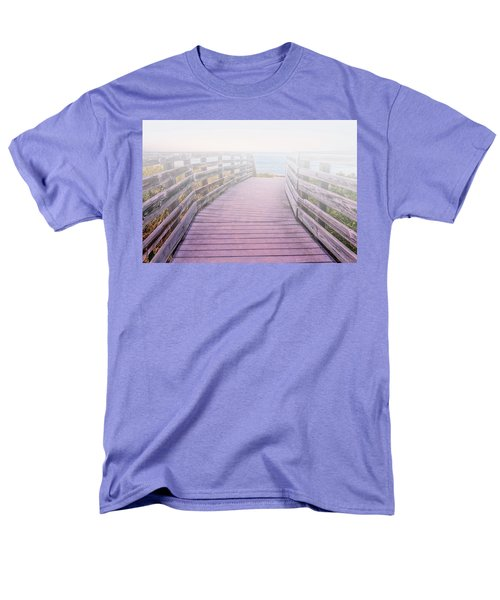 Into The Mist Men's T-Shirt  (Regular Fit) by Swank Photography