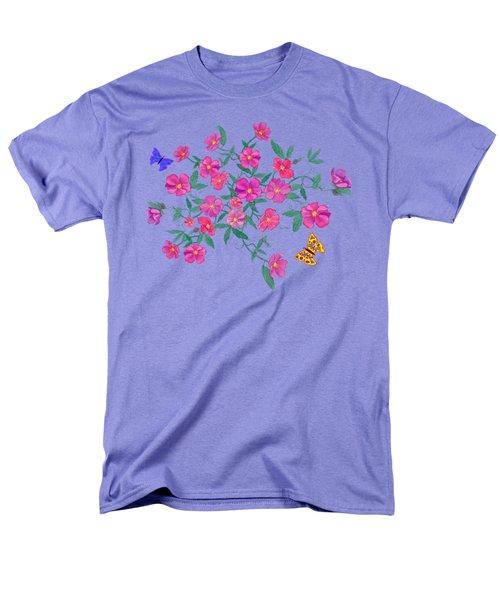 La Vie En Rose Design Men's T-Shirt  (Regular Fit) by Teresa Ascone