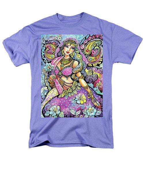 Laneenia Men's T-Shirt  (Regular Fit) by Eva Campbell