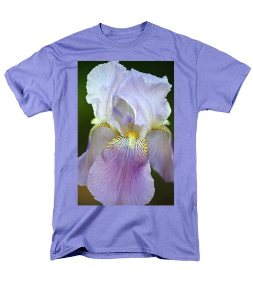 Men's T-Shirt  (Regular Fit) featuring the photograph Lovely In Lavender by Sheila Brown