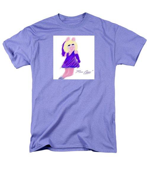 Miss Piggy Men's T-Shirt  (Regular Fit) by Susan Garren