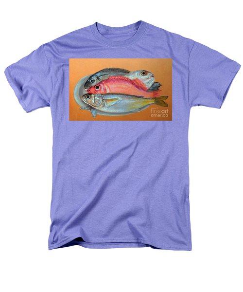 On The Platter Men's T-Shirt  (Regular Fit) by Jasna Dragun
