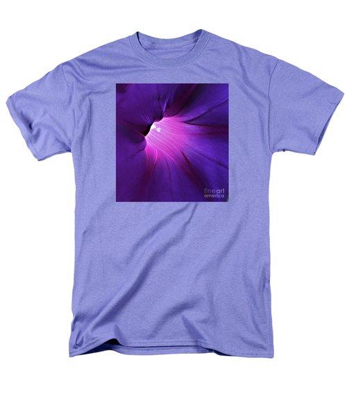 Opening One's Heart Men's T-Shirt  (Regular Fit) by Sherry Hallemeier