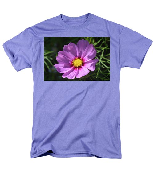 Men's T-Shirt  (Regular Fit) featuring the photograph Out In The Sun. by Terence Davis