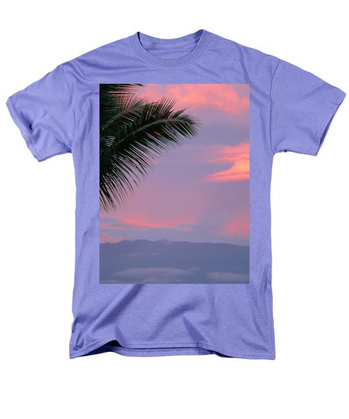 Men's T-Shirt  (Regular Fit) featuring the photograph Painted Sky by Debbie Karnes