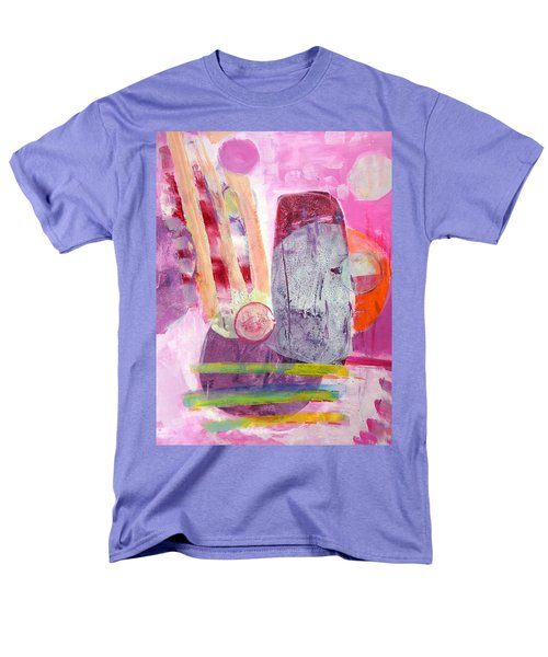 Phases Men's T-Shirt  (Regular Fit) by Mary Schiros