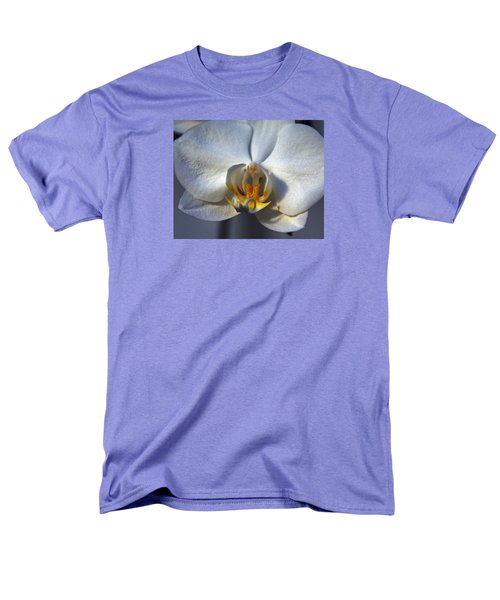 Men's T-Shirt  (Regular Fit) featuring the photograph Pure Form And Color by Lynda Lehmann