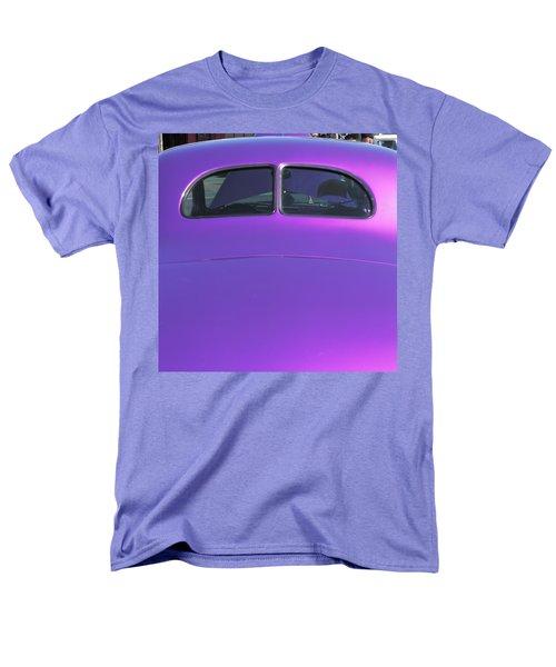 Purple Forty Men's T-Shirt  (Regular Fit)