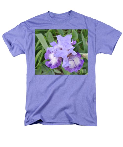 Purple Love Men's T-Shirt  (Regular Fit) by Marsha Heiken