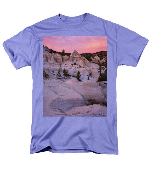 Men's T-Shirt  (Regular Fit) featuring the photograph Pyramids  by Dustin LeFevre
