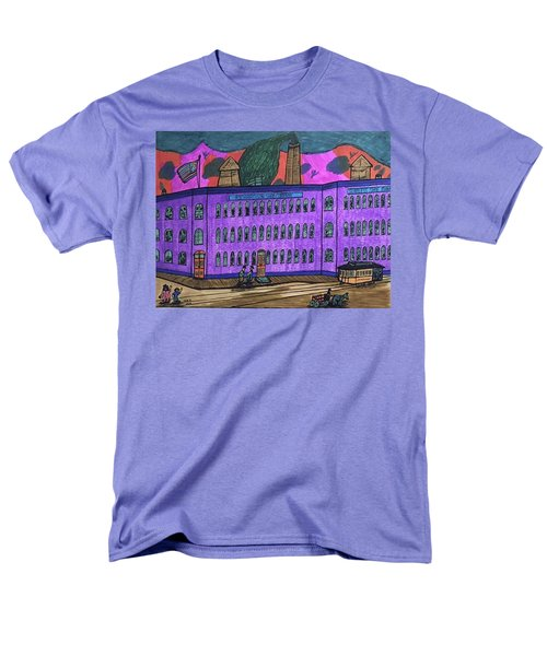 Richardson Shoe Company. Men's T-Shirt  (Regular Fit) by Jonathon Hansen