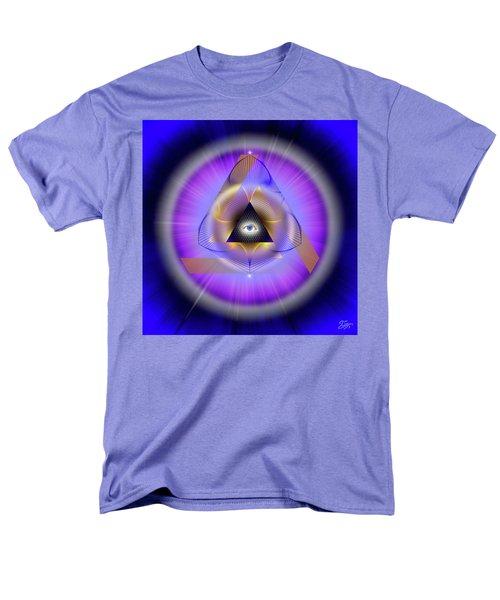 Sacred Geometry 642 Men's T-Shirt  (Regular Fit) by Endre Balogh