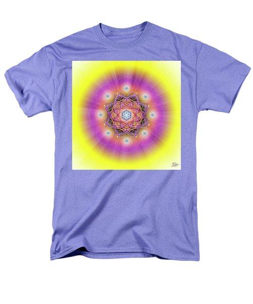 Sacred Geometry 643 Men's T-Shirt  (Regular Fit) by Endre Balogh