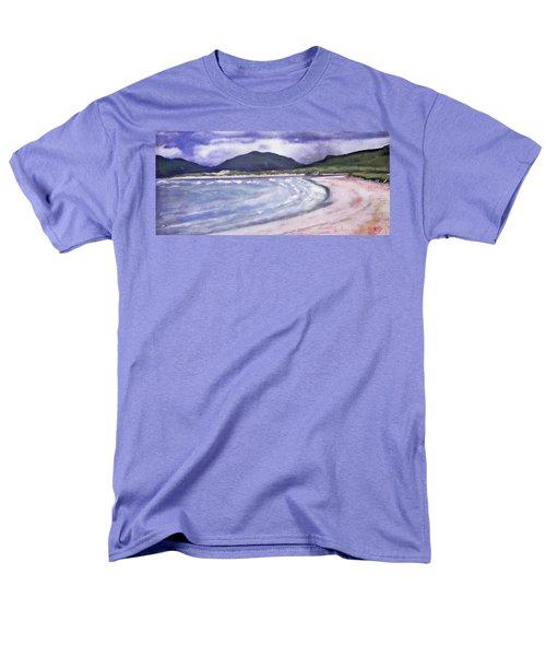 Sands, Harris Men's T-Shirt  (Regular Fit) by Richard James Digance