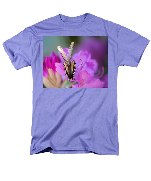 Men's T-Shirt  (Regular Fit) featuring the photograph Scissorwings by Susan Capuano