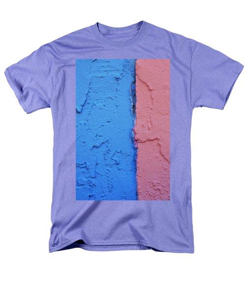 Sherbert Walls Men's T-Shirt  (Regular Fit) by Toni Hopper
