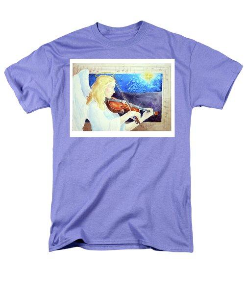 Silent Night Men's T-Shirt  (Regular Fit)