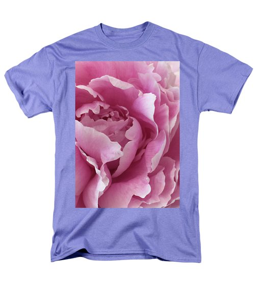 Men's T-Shirt  (Regular Fit) featuring the photograph Sweet As Cotton Candy by Sherry Hallemeier