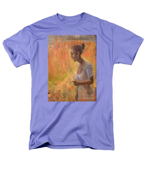 Sweet Grass Men's T-Shirt  (Regular Fit) by Gertrude Palmer