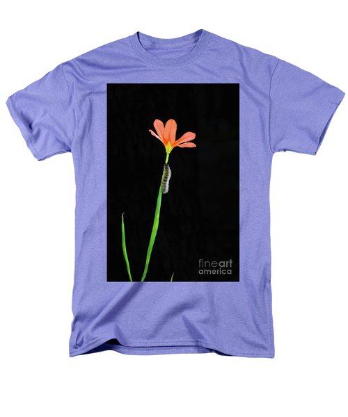 The Climb Men's T-Shirt  (Regular Fit) by Cassandra Buckley
