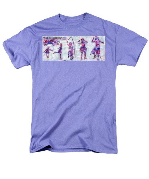 Tiny Dancer Growing Up Men's T-Shirt  (Regular Fit) by Lori Kingston
