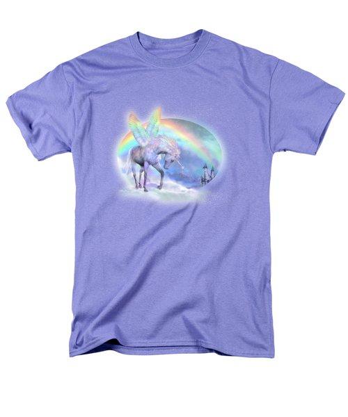 Unicorn Of The Rainbow Men's T-Shirt  (Regular Fit)
