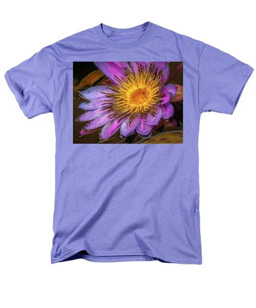Water Flower Men's T-Shirt  (Regular Fit)