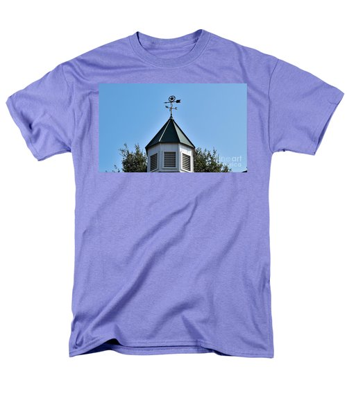 Men's T-Shirt  (Regular Fit) featuring the photograph Whatever Direction You Take - Reach For The Sky by Ray Shrewsberry