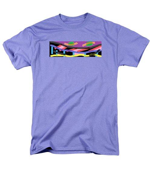 Wish - 52 Men's T-Shirt  (Regular Fit) by Mirfarhad Moghimi