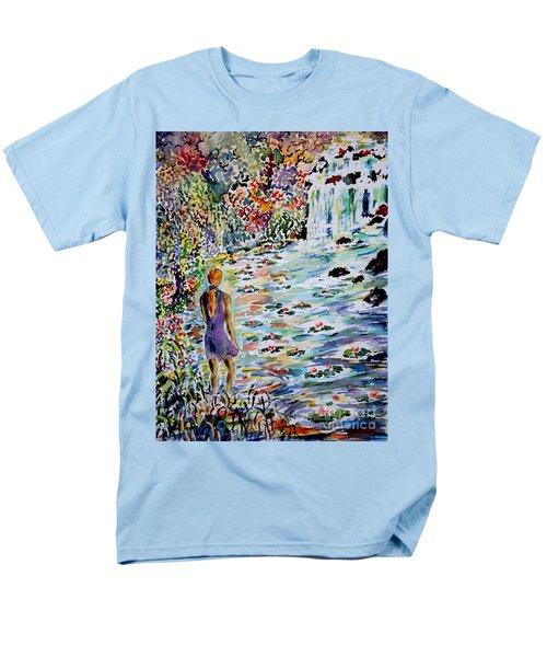 Daughter Of The River Men's T-Shirt  (Regular Fit)