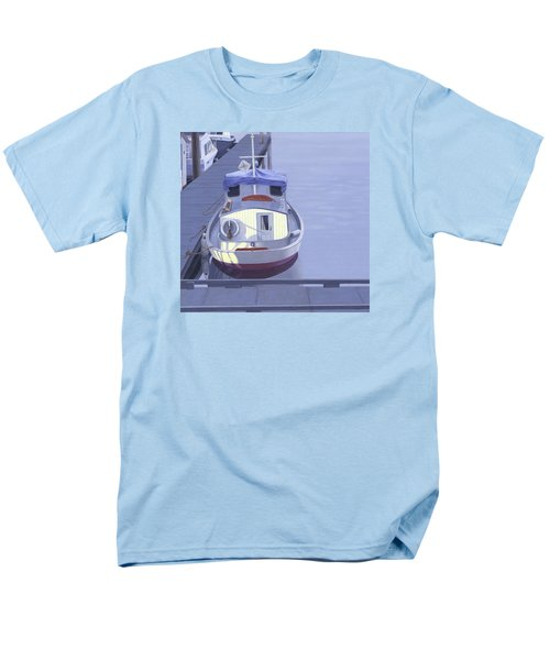 Evening At Port Hardy Men's T-Shirt  (Regular Fit) by Gary Giacomelli