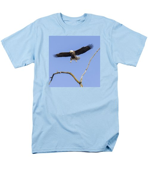 Landing Approach 1 Men's T-Shirt  (Regular Fit) by David Lester