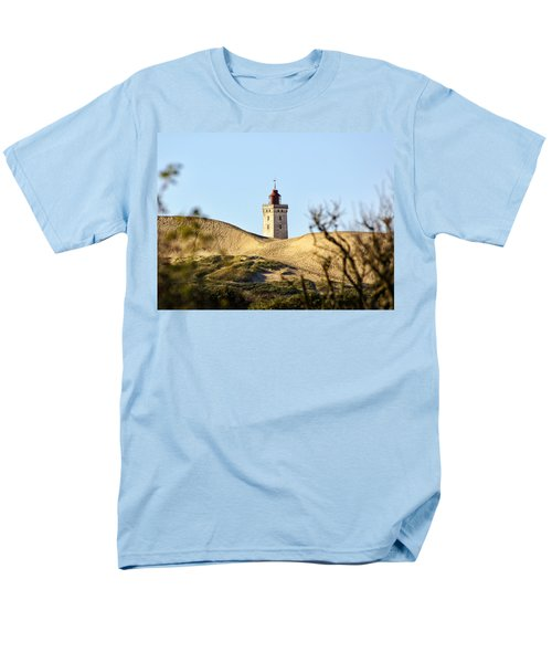 Lighthouse Men's T-Shirt  (Regular Fit) by Mike Santis