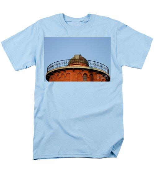 Men's T-Shirt  (Regular Fit) featuring the photograph Old Observatory by Henrik Lehnerer