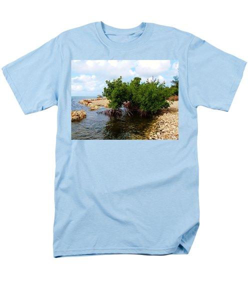 Men's T-Shirt  (Regular Fit) featuring the photograph Reclamation 7 by Amar Sheow