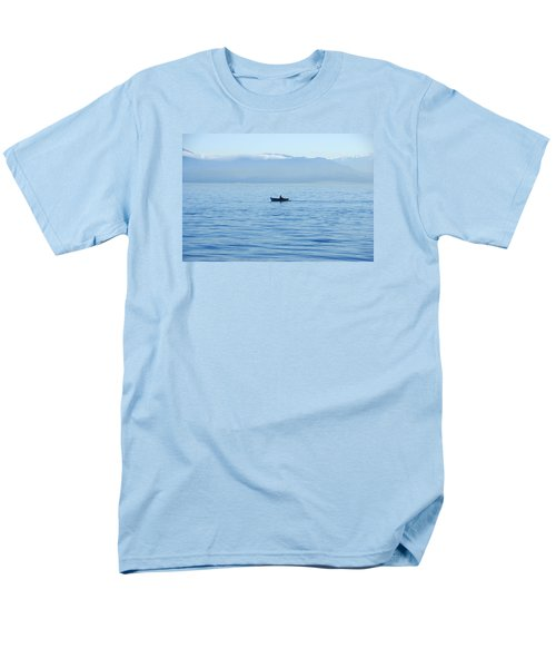 Serenity Men's T-Shirt  (Regular Fit) by Marilyn Wilson
