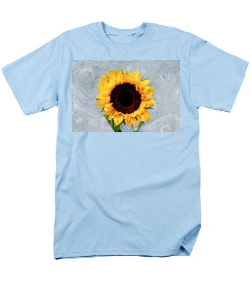 Men's T-Shirt  (Regular Fit) featuring the photograph Sunflower by Bill Howard