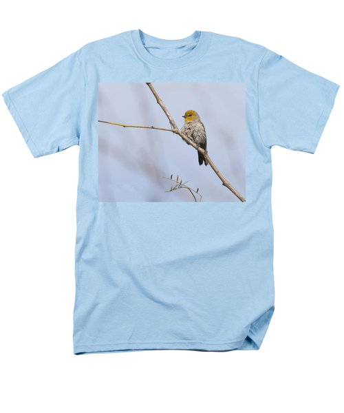 Verdin Men's T-Shirt  (Regular Fit) by Tam Ryan