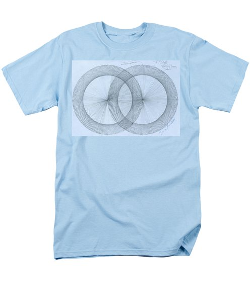 Magnetism Men's T-Shirt  (Regular Fit) by Jason Padgett