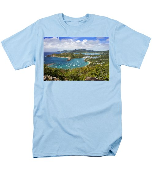 Antigua Men's T-Shirt  (Regular Fit) by Brian Jannsen