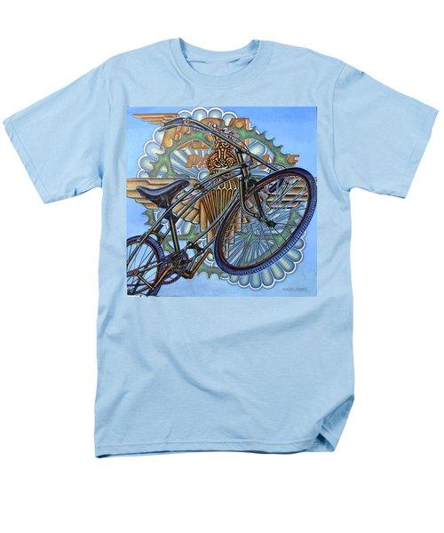 Bsa Parabike Men's T-Shirt  (Regular Fit) by Mark Jones