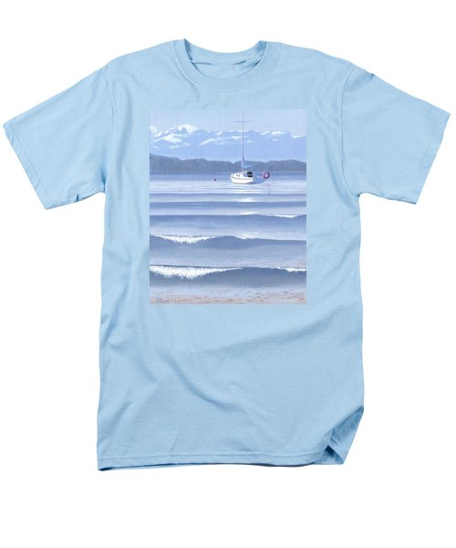 From The Beach Men's T-Shirt  (Regular Fit) by Gary Giacomelli