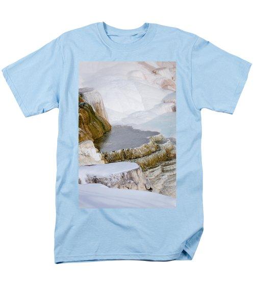 Mammoth Terraces Men's T-Shirt  (Regular Fit)
