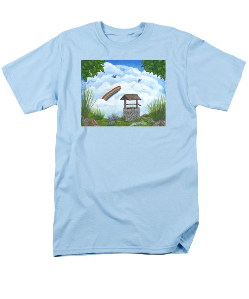 My Wishing Place Men's T-Shirt  (Regular Fit) by Sheri Keith