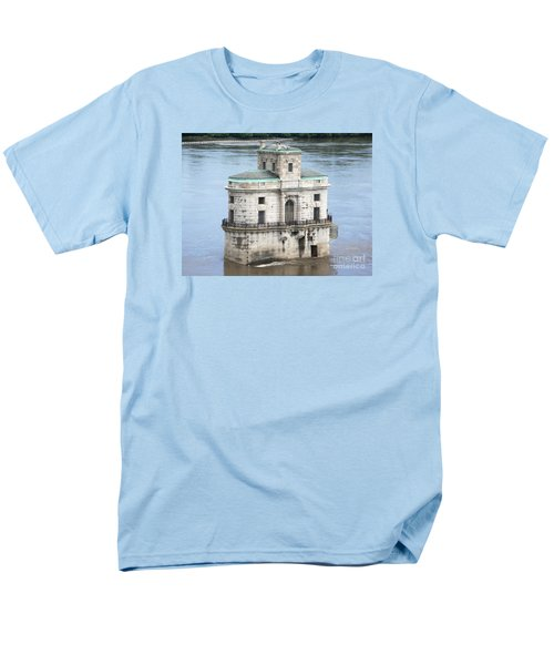 The Old Water House Men's T-Shirt  (Regular Fit) by Kelly Awad