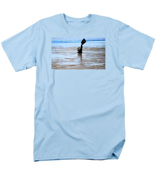 Waters Up Men's T-Shirt  (Regular Fit) by Kelly Awad