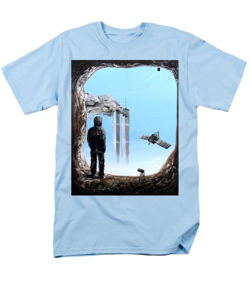 2012-confronting Inevitability Men's T-Shirt  (Regular Fit) by Ryan Demaree
